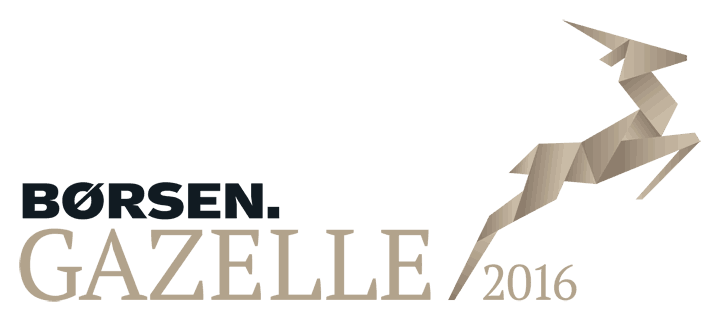 Børsen Gazelle 2016 Logo